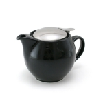 Kettle with strainer 450 ml has next color: Black