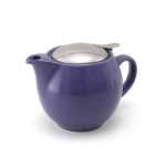 Kettle with strainer 450 ml has next color: Violet