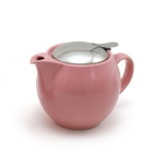 Kettle with strainer 450 ml has next color: Pink