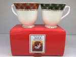 "A set of two mugs  ""Alisa""  320 ml"