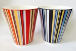 "A set of two mugs ""Stripes"" 450 ml"