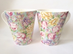 "A set of two mugs  ""Spring"" 450 ml"