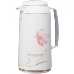 "Japanese thermos ""Lily"" with 1L glass bulb"