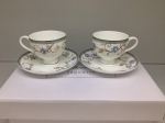 "A set of cups for two persons ""GRACE"""