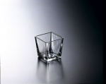 "Candle holder ""Cube"", size (7,5*7,5/8) cm"