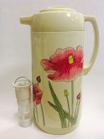 "Thermos ""Poppy flower"" with the filter 1,9 L"