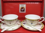 "A set of two cups  ""Alisa""  250 ml"